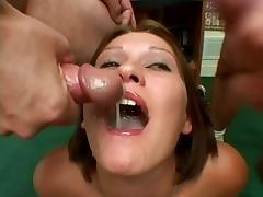 Bitch Swallows 30 Loads