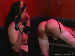 Seductive porn hotties Sinn and Anastasia likes to share a hot bdsm fetish scene