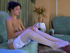 LacyNylons Clip: Inessa
