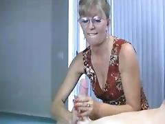 Milf Wants Young Guy\'s Load Across Her Face