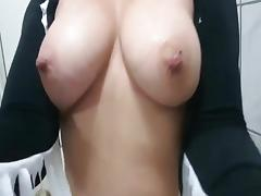 Greek Beautiful Woman Play With Her Self Part1