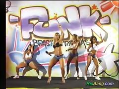brazilian fuck party dance contest
