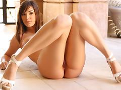 Holly Michaels in Flower Trail - Passion-HD Video