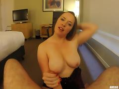 Jessica Winters Blowjob Audition Scene 1