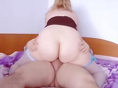 Hot Senorita Riding Cock To Orgasm