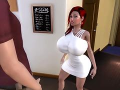 Transexual dreamgirl animation