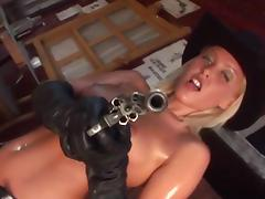 ALABAMA - oiled cowgirl tease western music video