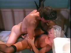Busty blonde silvia saint gets nailed in jail
