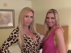 House wife and her friend