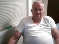 Grandpa stroke on cam 3