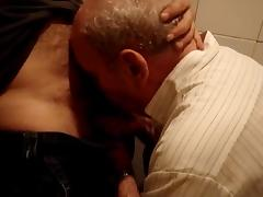 Grandpas In The Toilette 4in1 Glory Holes