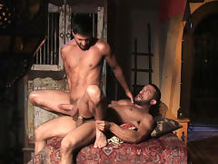 Dominic Pacifico & Tony Aziz in Tales Of The Arabian Nights, Part 1, Scene #02
