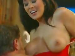 Baywatch porn parody with Asia Carrera