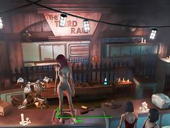 Fallout 4 masturbation