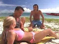 Fun on the Beach 5