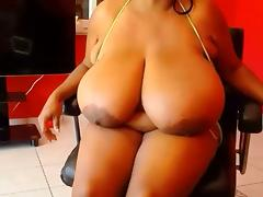 2nd promo of African Model Busty P.
