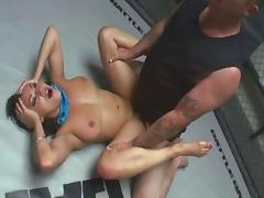 Horny pornstar Charley Chase in exotic 69, big butt porn movie