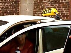 Deutschlands geilste Taxifahrerin