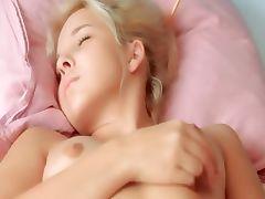 adorable panties and pussy masturbation