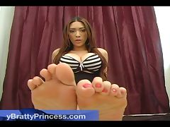 Worship Perfect Feet