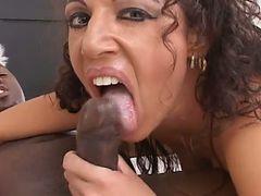 Milfs hardcore anal interracial
