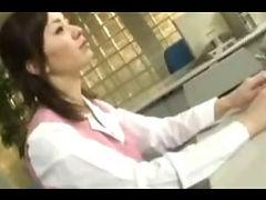 Officegirl Mika Fukunaga