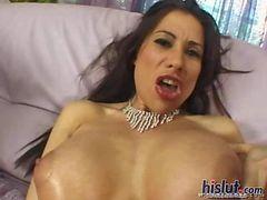 Rossana loves ass fucking