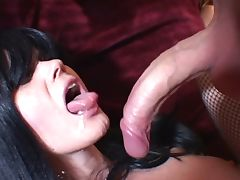 Sexy bitches head job and cock riding