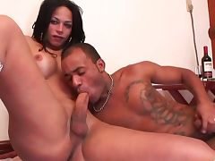 Scene from giant shemale cocks 1