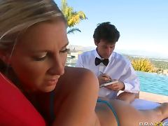 Anal Sex For Devon Lee From The Insatiable James Deen
