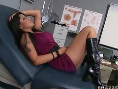 Stud Goes To Doctor and Leaves With Well Worked Wang