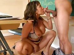 Ava's Teaches Her Misbehaving Student A Lesson