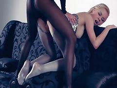 Fucking Her Blonde Sex Doll Angelina