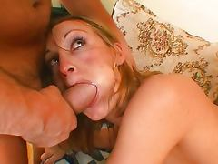 Jasmine brings two cocks to a happy ending
