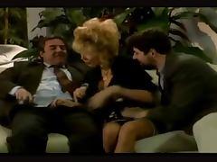 Dolly Buster Enjoys 2 Cocks
