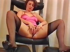 Huge dildo for amateur austrian girl