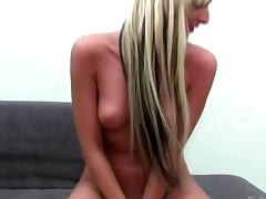 Euro casting amateur fucked by her agent