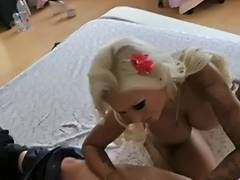 German Bitch Barbie