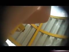 Voyeur porn video with sexy girls