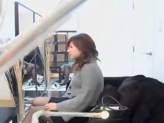 Spy cam movie with kinky japanese sluts who achieve orgasm.