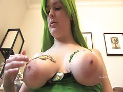 Marvellous Danielle Masturbates With Strange Things In A Solo Model Video